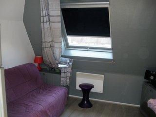 appartement en bord de mer proche Deauville