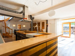 Old Forge Loft Vacation Rental in Berlin