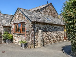 SAFFRON COTTAGE, barn conversion, near Launceston