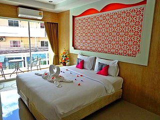 Red Sapphire Hotel Patong, Thailand - Our mission ' Is your holiday happiness'