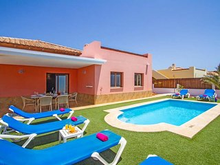 3 bedroom Villa in Urbanización Fuerteventura Golf Club, Canary Islands, Spain :