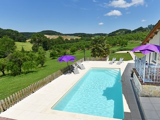 3 bedroom Villa in Castelmoron-sur-Lot, Nouvelle-Aquitaine, France : ref 5657605