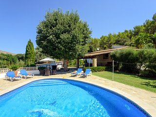 3 bedroom Villa in Cala San Vicente, Balearic Islands, Spain : ref 5364838