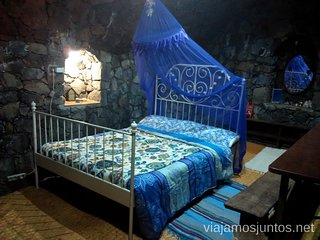 Rivendell Merlin´s Cave- Deluxe Double Room