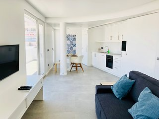 Penthouse 1 bedroom apartment Old Town - Complete Renovation March 2018