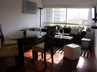 Nuevo y moderno apartamento en la mejor zona de Miraflores