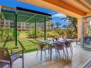 Maui Resort Rentals: Honua Kai Konea 145, Upgraded Groundfloor Interior, Huge La