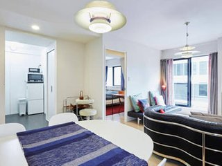 2 BR Design flat in heart of Akasaka