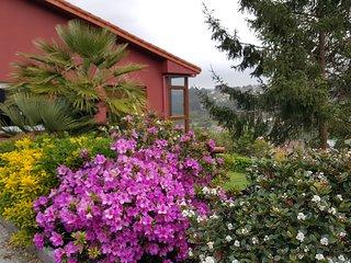 Casa con vistas al lado de Coruna