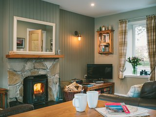 Douglas Fir Cottage at Highland Holiday Cottages