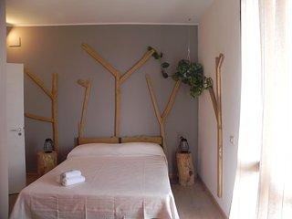 Gea apartment - Stanza bosco
