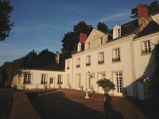 Le Manoir Du Plessis a moins de 10 minutes a pied du Chateau Royal d'Amboise