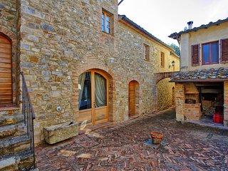 3 bedroom Apartment in Piecorto, Tuscany, Italy - 5240382