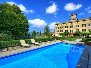 8 bedroom Villa in Ponte d'Avorio, Umbria, Italy : ref 5657641
