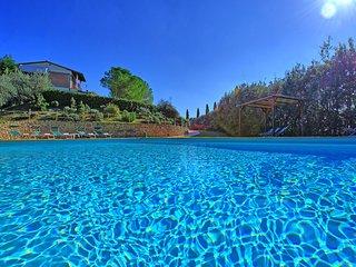 4 bedroom Villa in Creato, Tuscany, Italy : ref 5657640