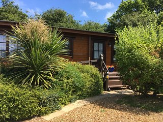 Cherry Lodge, Heacham, Norfolk.  Quiet location, 5 minutes walk from the beach.