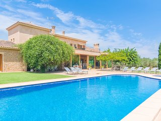 LA FORCA - Villa for 12 people in Santa Margalida