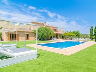 LA FORCA - Villa for 10 people in SANTA MARGALIDA