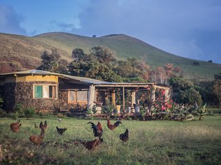 Country house in Easter Island