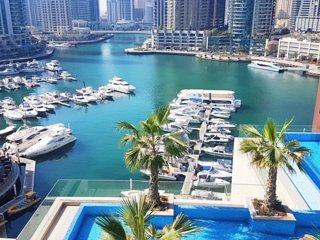 Luxury Dubai Marina Apartment