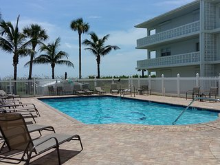 Fully Furnished Ocean Front Condo Cocoa Beach FL