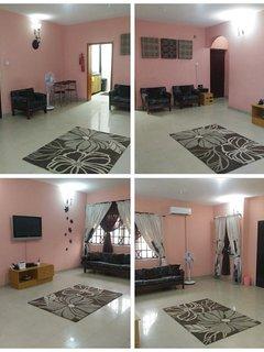 Living room (4 angles)