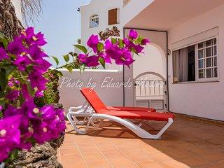 Precioso apartamento con terraza. Wifi gratis
