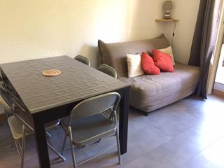 Rental Apartment Risoul, studio flat, 5 persons