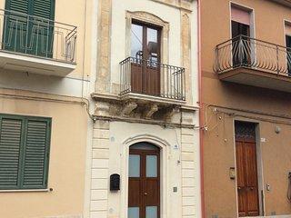 Tonsorim casa vacanze completamente nuova nel centro storico del Comune di Avola