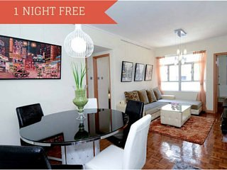 OASIS CAUSEWAY BAY! BUDGET HOME 3bed2bath MTR BIG SAFE CLEAN