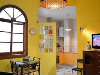 EN PROMOCION - Apartamento Casa Charo - Centro Ciudad - En el SUR de Espana