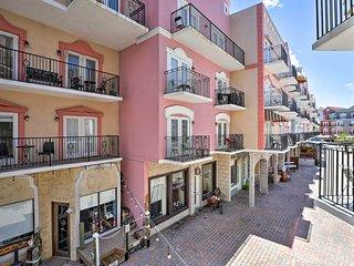 Palm Coast Condo w/ Balcony in European Village!