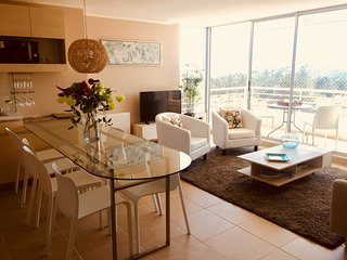 Laguna Bahia - Comfortable and Stylish Apartment with Private Beaches