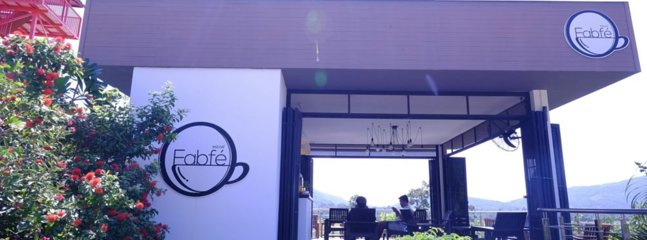 Coffee Shop on the site