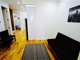Modern Industrial 3 Bed 2 Bath Apt - Bed Stuy