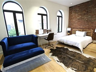 Prospect Heights BK  Industrial Modern Studio Apt
