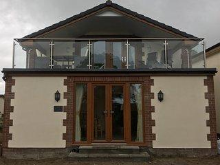 Luxury North Devon House. Fantastic views across the Taw Valley