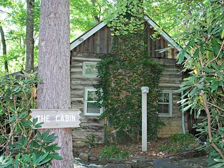 Laurel Mtn Cabin-Hot Tub, Romantic, Pet Friendly, Wood burning Fireplace,WIFI