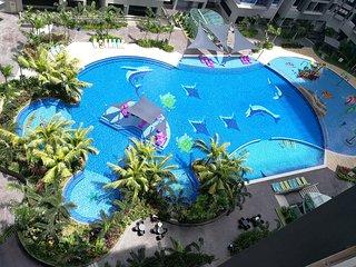 Entire Apartment * Atlantis Residence Melaka