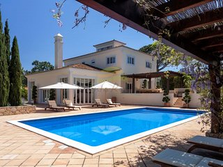 5 Bed Villa Pinheiro with Pool in Quinta do Lago