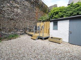 HAVENS END, on Conwy City Walls, Conwy