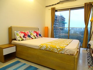 1 Bedroom Apartment near Upper Juhu