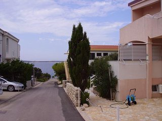 One bedroom apartment Mandre (Pag) (A-16069-a)