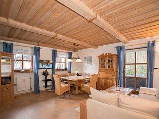 Premiumwohnung mit Schwimmbad/Sauna im Feriendorf