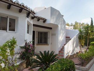 Spanish Village house in Moraira