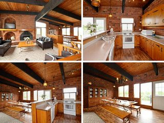 8 Bed Blue Mountain Chalet with Sauna & Hot Tub