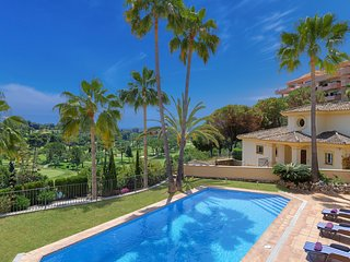 4 bedroom Villa in Marbella, Andalusia, Spain : ref 5644596