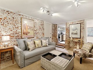 Renovated apartment is located on the famously beautiful Jones St!