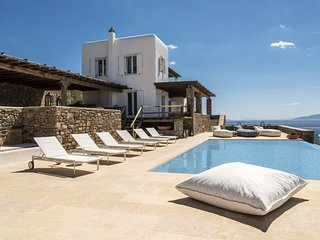 Cecile - 8 Bedroom Villa Mykonos - Book Now
