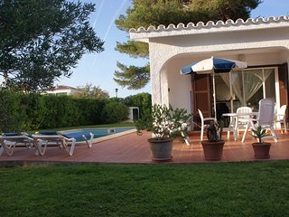 Villa Lombardi, Urbanización Torre Soli Nou , Menorca